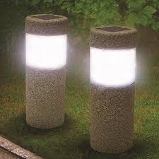 led solar lights outdoor garden