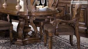 San Mateo Bedroom Furniture San Mateo Dining Room Collection From Pulaski Furniture Youtube
