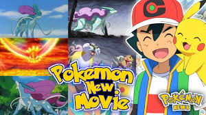 Ash and Go Meets Legendary Pokemon Suicune | Pokemon Upcoming Movie