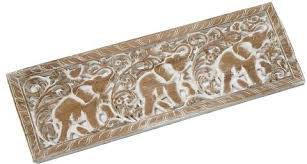 carved wood wall art elephant wood carved wall decor  on rectangular wooden wall art with tropical home decor carved wood wall art elephant wood carved wall