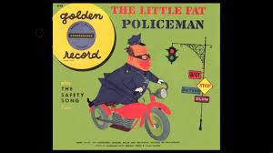 Dick Byron - Little Fat Policeman (Golden Records) - YouTube
