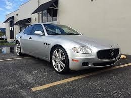 2008 Maserati Quattroporte GTS  O