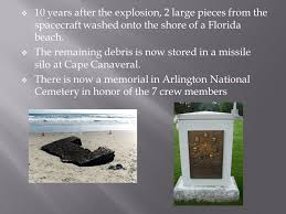 Image result for two large pieces from the spacecraft washed ashore on a Florida beach