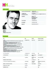 Acting Resume Template Actor Resume Theatre Resume Template Pages ...