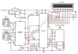gps circuit rf circuits gr tracking system using gps and gsm modem