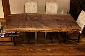 wood furniture pics. Top Cool Photo Walnut Dining Chair Rustic Table Live Edge Slab Wood With Regard To Designs Furniture Pics