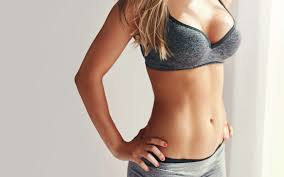 results right away after liposuction
