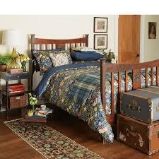 Morris Bedroom Furniture William Morris Strawberry Thief Duvet Cover Indigo Glasswells