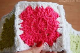 Mon Makes Things Crochet Mood Blanket Week 3 Reflections