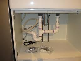 drain plumbing installed