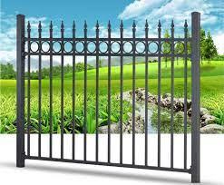 aluminum garden fence manufacturers