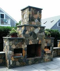 outdoor masonry fireplace 1 8 stone grill designs outside