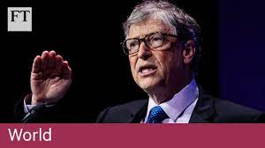Bill Gates on Africa's population boom and the risk of the US turning  inwards - YouTube