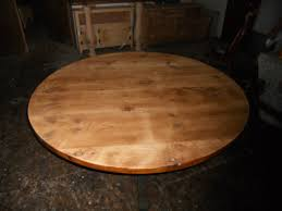 round wooden outdoor table tops home design zeri us
