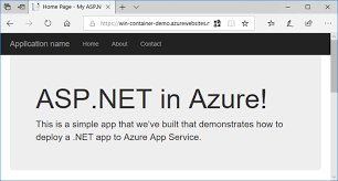 Run custom Windows container (Preview) - Azure App Service ...