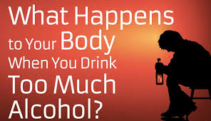 Your Binge On Of - Body The Justscience Drinking Effects