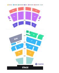 College Street Music Hall Seating Chart Seating Chart