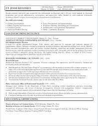 The Best Way To Write Police Officer Resume Examples Visit To Reads