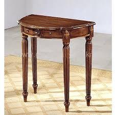 black half moon console table. Fine Table Exotic Half Moon Console Table Amazon Throughout Black Half Moon Console Table