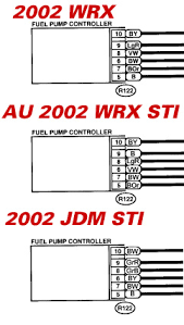 jdm harness id help, and interesting wiring differences nasioc 02 wrx engine wiring harness great, but i cant see what color the wires are then i can match this up