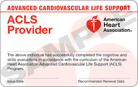 1 aha acls certification local acls cles register