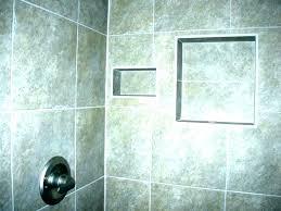 shower corner shelf tile ceramic home depot cool flat back