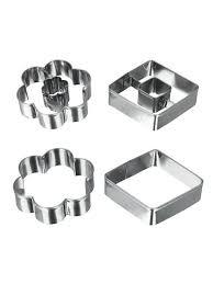 <b>Набор из 2-х</b> двойных форм для выпечки Metaltex 6715840 в ...