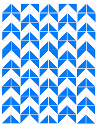 Arrow Pattern Best Nightingale Quilts FREE PATTERN Blue Arrow Quilt