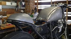 how to make a cafe racer tail cowl in 6 easy steps purpose built moto