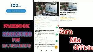 Melindungi dan melumasi saat berjalan. Kunci Jawaban Sekolahmu Program Facebook Marketing Business Dapat Nilai 100 Youtube