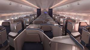 Royal Air Maroc Boeing 767 300 Seating Chart United Dramatically Enlarges Business Class Cabin On 767 300