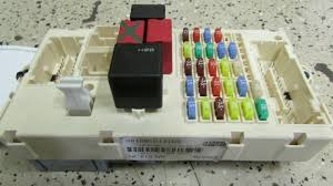 maserati quattroporte lh nodo body fuse box new p n 238579