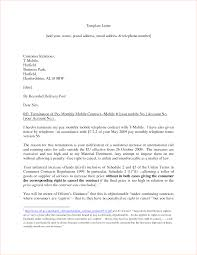 Brilliant Ideas Of 6 Contract Termination Letter Templatereport
