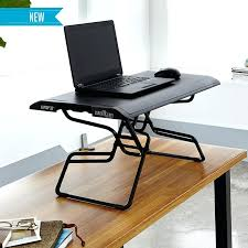 small stand up desk portable standing desk laptop small stand up laptop desk