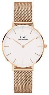 <b>Наручные часы</b> Daniel Wellington Classic Petite Melrose Rose <b>Gold</b>