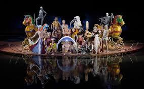 Las Vegas O Show Seating Chart Cirque Du Soleil O Tickets Seatgeek