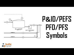 P Id And Pfd Drawing Symbols And Legend List Pfs Pefs