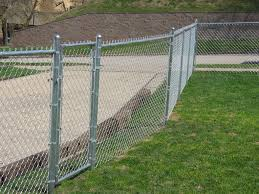 chain link fence post spacing slats wood for parts calculator dreaded ideas residential