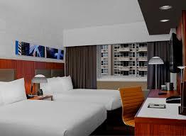 New York City Bedroom Hotacis Em Midtown Manhattan Doubletree By Hilton Hotel
