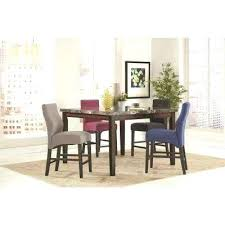 purple dining chairs purple dark cappuccino counter height stool set of 2 purple chairs and dining