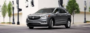Model Details 2020 Buick Enclave Mid Size Luxury Suv