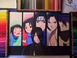 Sasuke Evolution :): Naruto