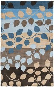 brown and blue area rugs blue brown rug brilliant fancy area rugs and for 5 with brown and blue area rugs