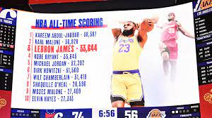 Phoenix win game 5 against lakers, celtics lose against nets nba scores and results from tuesday, june 1: Lebron James Passes Kobe Bryant For Third In Career Points Nba Com