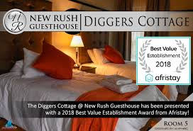 New Rush Guesthouse Kimberley City Portal