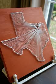 How To Do String Art 26 Best Our Cozy Cubbyhole String Art Images On Pinterest