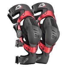 Evs Knee Brace Size Chart Evs Sports 212055 0143 Axis Sport Knee Brace Set X Large Black Red