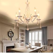 dining room crystal chandelier. Breathtaking Chandeliers Romantic Dining Mediterranean Living Room Crystal Luxury Royal Painted Metal Bedroom Chain Chandelier