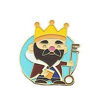 Gold Plated Soft Enamel Cartoon Pin Middle East Fairytale Enamel Pin