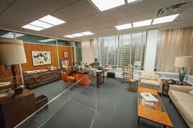 roger sterling office. mad men roger sterling office